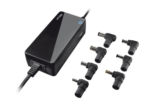 TRUST COMPUTER 90W PRIMO LAPTOP CHARGER -BLACK