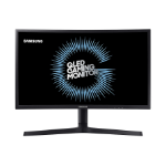 "Samsung CFG70 computer monitor 68.6 cm (27"") WUXGA OLED Curved Black,Blue"