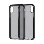 "Innovational Evo Check mobile phone case 14.7 cm (5.8"") Cover Black,Transparent"