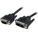 StarTech.com Cable de 2m de DVI-A a VGA Macho a Macho - Analógico Análogo Adaptador de Monitor Pantalla