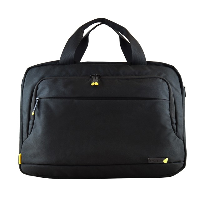 "Tech air TAECS002 notebook case 39.6 cm (15.6"") Messenger case Black"