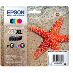 Epson C13T03A64010 (603XL) Ink cartridge multi pack, 8,9ml + 3x4ml, Pack qty 4