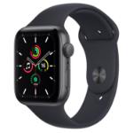 Apple Watch SE 44 mm OLED Grey GPS (satellite)