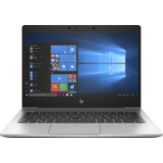HP EliteBook 830 G6 Notebook Silber 33,8 cm (13.3 Zoll) 1920 x 1080 Pixel Intel® Core™ i7 der achten Generation 8 GB DDR4-SDRAM 512 GB SSD Wi-Fi 6 (802.11ax) Windows 10 Pro
