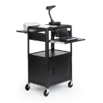 Bretford A2642NS Black multimedia cart/stand