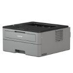 Brother Compact Mono Laser Printer-2-Sided,Wi-Fi,Air print,30 ppm,TN-2430/TN-2450/DR-2424