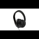 Microsoft Xbox One Stereo Headset Binaural Head-band Black headset