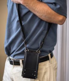 Panasonic PCPE-INFX1SS Mobile phone Nylon Black strap