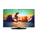"Philips 6000 series 55PUS6162/05 LED TV 139.7 cm (55"") 4K Ultra HD Smart TV Wi-Fi Black"