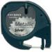 DYMO LetraTAG Metallic tape