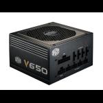 Cooler Master V650 650W ATX Black power supply unit