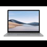 Microsoft Surface Laptop 4 LPDDR4x-SDRAM Notebook 38,1 cm (15 Zoll) 2496 x 1664 Pixel Touchscreen Intel® Core™ i7 Prozessoren der 11. Generation 16 GB 256 GB SSD Wi-Fi 6 (802.11ax) Windows 10 Pro Platin