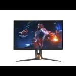 """ASUS ROG Swift PG279QM LED display 27"""" 2560 x 1440 pixels Quad HD Black"""