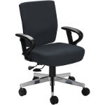 TSS FORCE 275 INTENSIVE CHAIR WITH ARMS BLACKBUTT