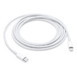 Apple MQGH2ZM/A lightning cable 2 m White