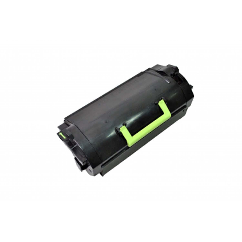 V7 Láser de tóner para ciertas impresoras Lexmark 52D2X00