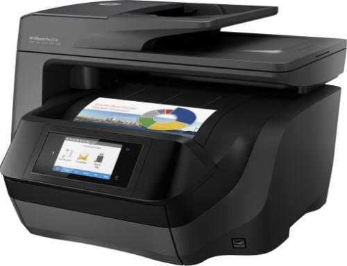 HP OfficeJet 8728 4800 x 1200DPI Thermal Inkjet A4 24ppm Wi-Fi