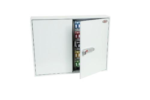 Phoenix KC0606E key cabinet/organizer Grey