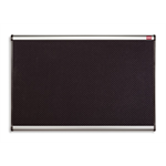 Nobo Black Foam Notice Board 900x600mm