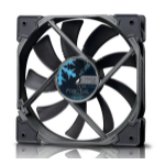 Fractal Design Venturi HF-12 Computer case Fan 12 cm Black, Grey