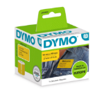 DYMO LW Coloured Shipping/Name Badge Label - 54x101 - 1 Roll á 220 Labels - 2133400