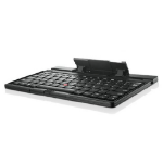 Lenovo 0B47276 Bluetooth QWERTY Danish Black mobile device keyboard