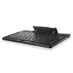 Lenovo 0B47276 mobile device keyboard QWERTY Danish Black Bluetooth