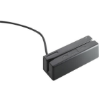 HP USB Mini Magnetic Stripe Reader with Brackets magnetic card reader