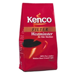 Kenco Westminster Medium Roast Ground Filter Coffee 1kg Pack