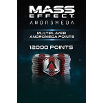 Microsoft 12000 Mass Effect: Andromeda Points, Xbox One