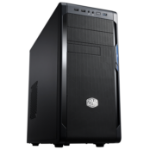 Cooler Master N300 Midi-Tower Black computer case