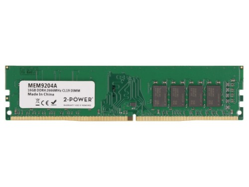 2-Power 2P-CT16G4DFD8266 memory module 16 GB DDR4 2666 MHz