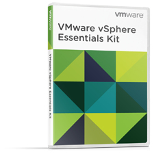 Fujitsu VMware Essentials Kit + Subscription-3yr virtualization software