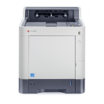 KYOCERA ECOSYS P6035cdn A4 Colour Laser Printer, 35ppm Mono, 35ppm Colour, 600 x 600 dpi, 2 Year Warranty