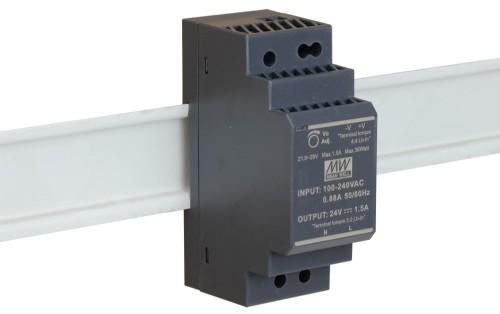 D-Link DIS-H30-24 power supply unit 30 W Black