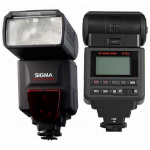 Sigma EF-610 DG Super Slave flash Black