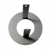 Newstar Ceiling mount cover for FPMA-C100 & FPMA-C100SILVER (51 mm diameter) - Silver