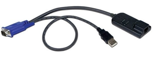 DELL A7485901 KVM cable Black