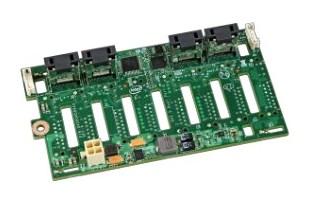 2u 8x2.5in Dual Port Hot-swap Bay Upgrade (a2u8x25dpdk)