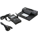 Dell Advanced E-Port II With USB V3.0 includes power cable. For UK.
