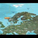 Garmin VEU721L Freshwater & nautical map