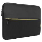 "Targus CityGear notebook case 33.8 cm (13.3"") Sleeve case Black"
