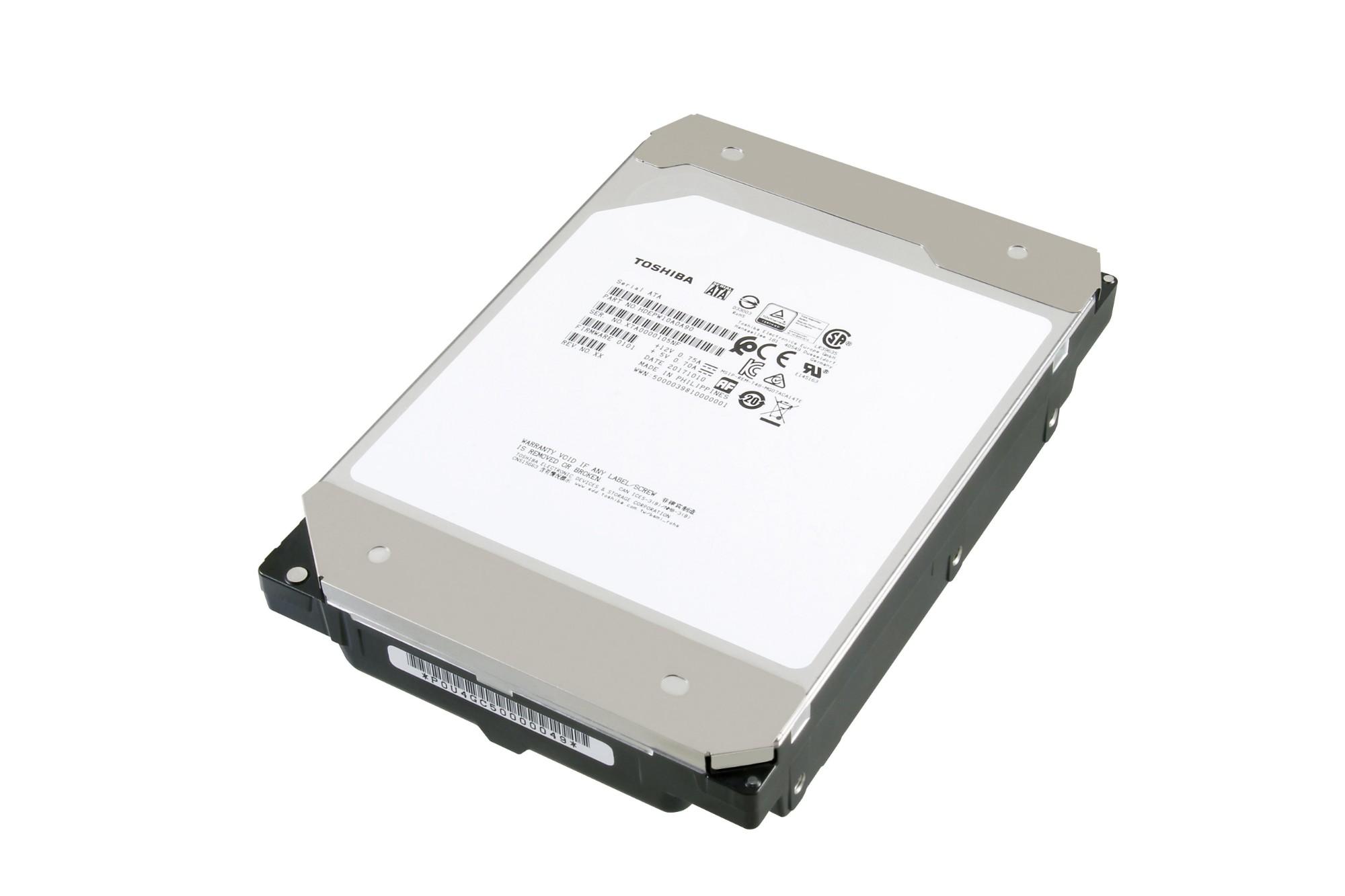 "Toshiba MG07ACA14TE internal hard drive 3.5"" 14000 GB Serial ATA"
