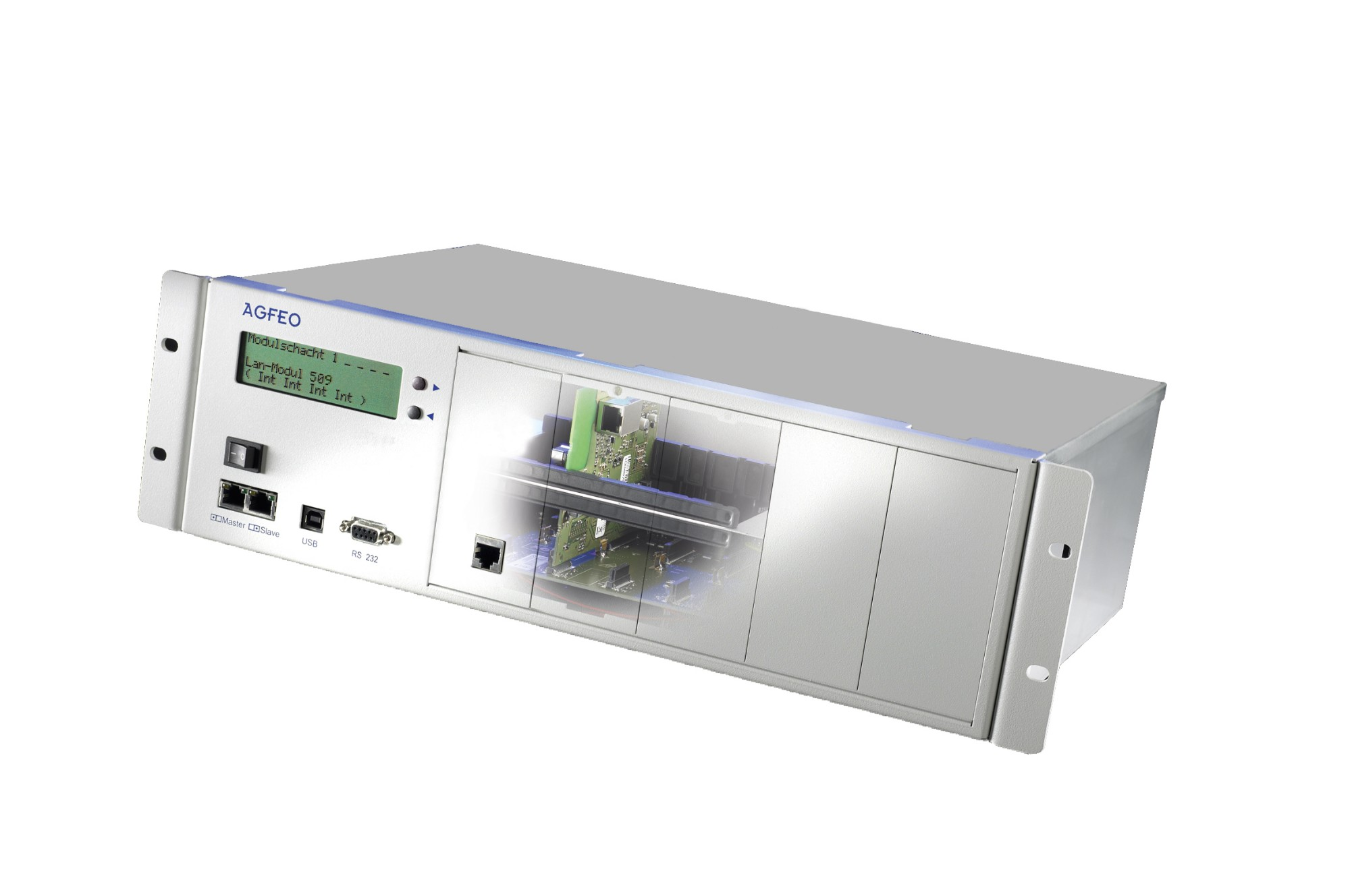 AGFEO AS 200 LAN II Wired ISDN access device