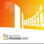 Microsoft Access 2003, x32, GOV, SA, 1u, OLP-NL