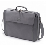 Dicota 13.3-Inch Notebook Multi Base Carrying Case - Grey (D30922)