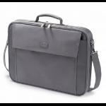 "Dicota D30922 13.3"" Briefcase Grey notebook case"
