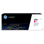 HP 658X toner cartridge 1 pc(s) Original Magenta