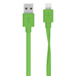 Belkin F8J148BT04-GRN mobile phone cable USB A Lightning Green 1.22 m