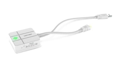 i3-Technologies i3SYNC FHD 4.0 AV transmitter & receiver White